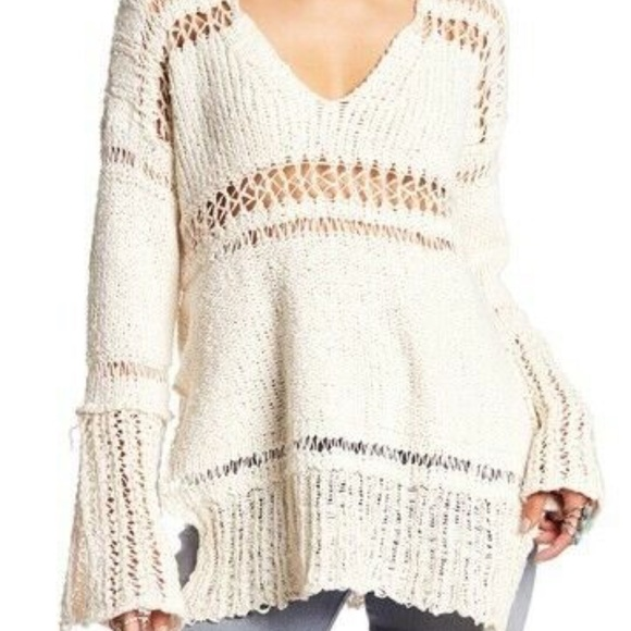 Free People Sweaters - NWT Free People Belong to You Sweater